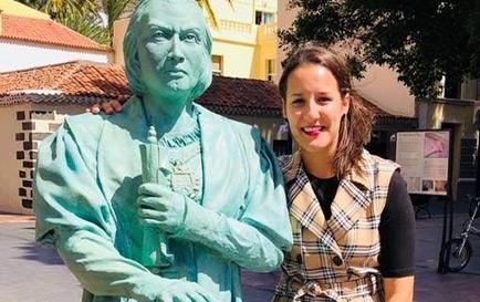 Entrevista a Cintia Machín Morín, 2018