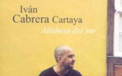 Iván Cabrera Cartaya o la promesa de lo oculto, 2018