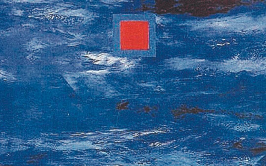 Sangreña, selección poética publicada en la revista Trasdemar, 2020