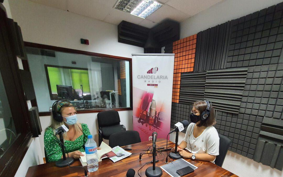 Entrevista sobre la Poesía completa de Digna Palou para El Aquelarre de Candelaria Radio, 2020