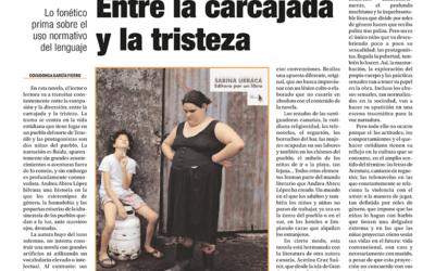 Reseña de Panza de burro de Andrea Abreu, 2021