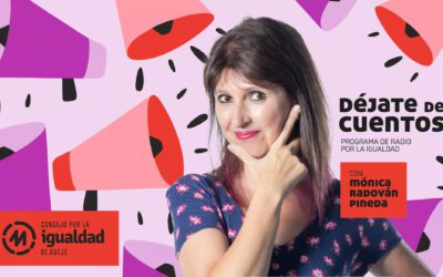 Entrevista para Déjate de Cuentos con Mónica Radován, 2021